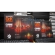SteelSeries QcK 暗黑系列 布質鼠墊 (中) D3-LOGO