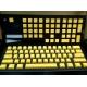 DUCKY PBT鍵帽 108鍵 黃色 側刻 中文