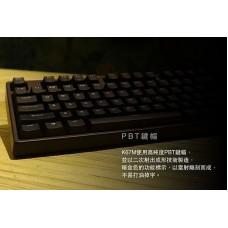 i-rocks K67M 茶軸中文 15周年 (送鍵帽)