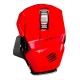 MadCatz Cyborg RAT M 藍芽無線 雷射滑鼠 6400dpi (紅色)