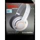 SteelSeries 西伯利亞 RAW Prism炫彩版USB耳機麥克風 白色