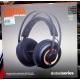 SteelSeries 西伯利亞 Elite Prism 炫彩進化版耳機麥克風 黑色
