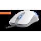 SteelSeries SENSEI RAW 冰藍版 白色