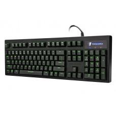 TESORO 鐵修羅 Excalibur 神劍 凱華紅軸 中文 機械式鍵盤 RGB炫彩版