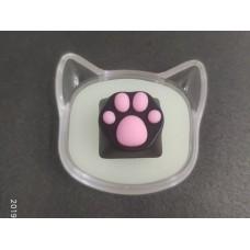 阿米洛 貓爪鍵帽 (黑粉)