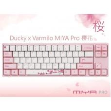 Varmilo MIYA Pro Sakura 68鍵 櫻花版 靜音紅軸 中文