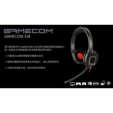 Plantronics Gamecom 318 電競耳機麥克風