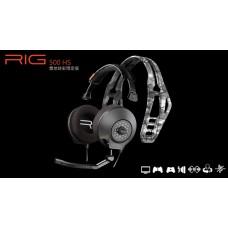 Plantronics RIG 500HS 封閉式 雪地迷彩限定版 電競耳機麥克風